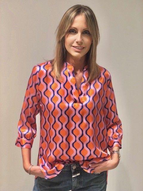 Camicia rosa Guglielminotti