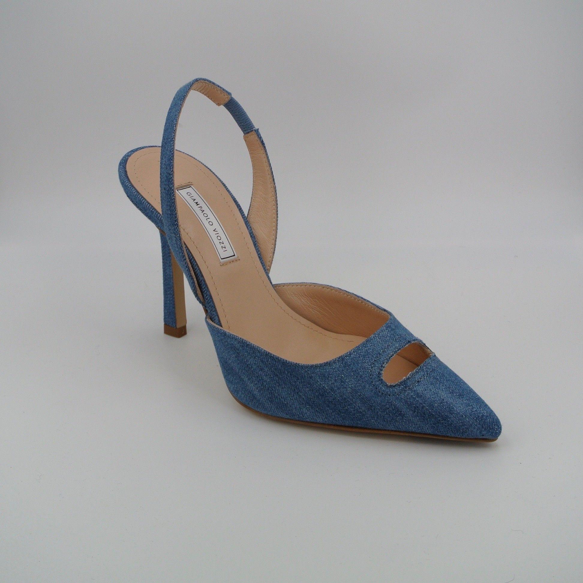 Sandalo jeans LE VIOZZI