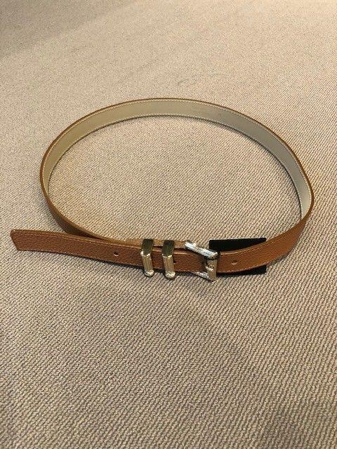 Cintura cuoio PELLETTERIAG4