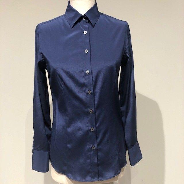 Camicia blu GUGLIELMINOTTI