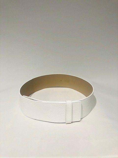Cintura bianca PELLETTERIAG4 3486