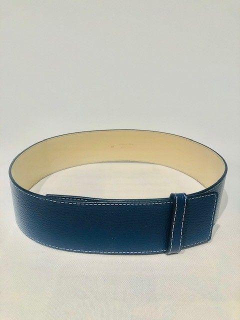 Cintura blu PELLETTERIAG4 3489