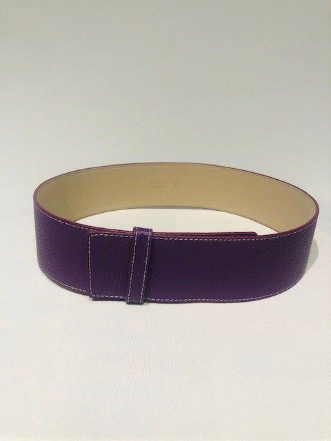 Cintura viola PELLETTERIAG4 3495