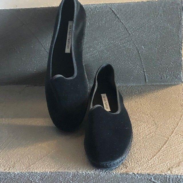 Friulana velluto nero OA NON FASHION