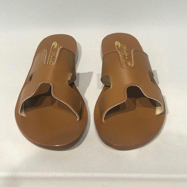 Sandalo cuoio POSITANO