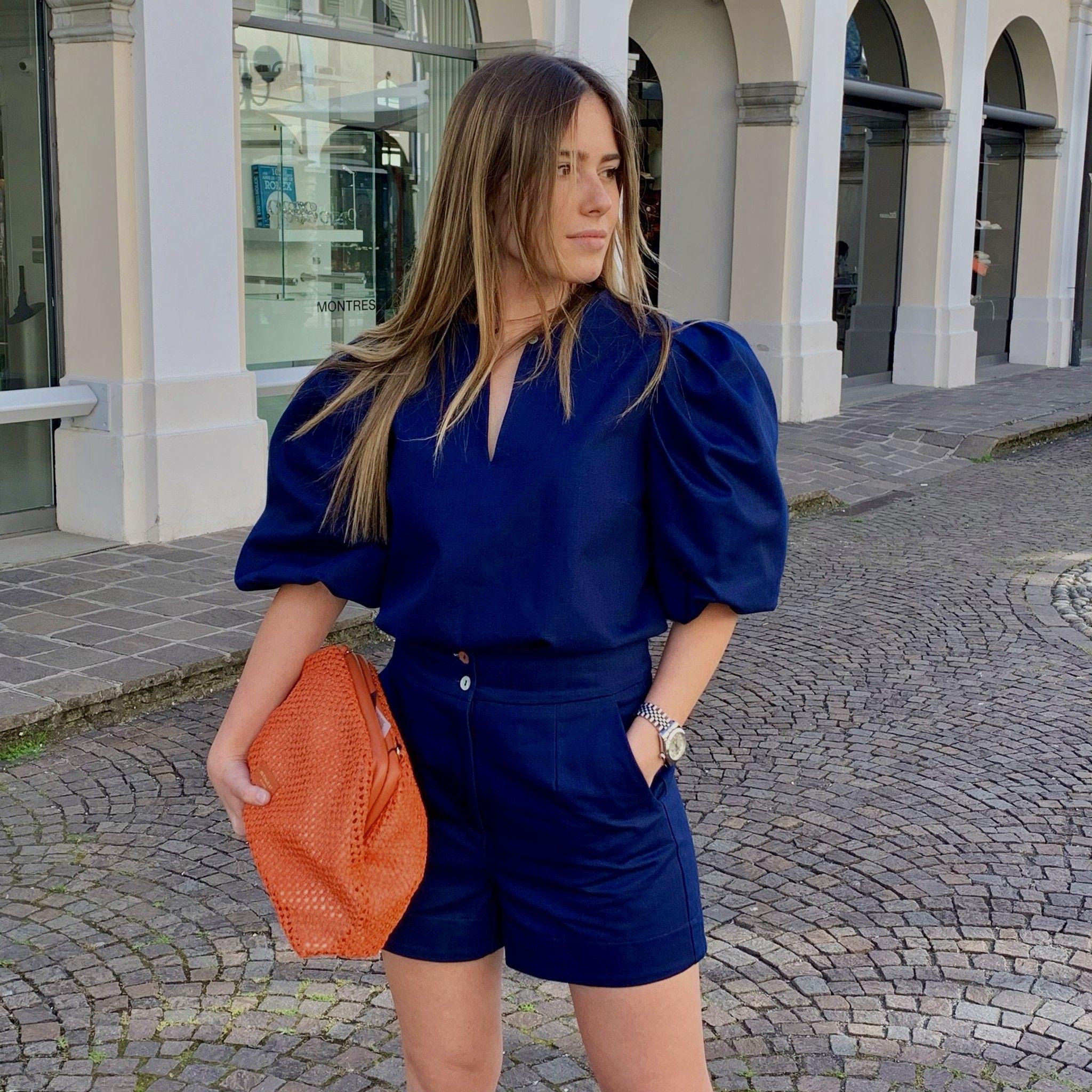Camicia Elvira NG71 jeans
