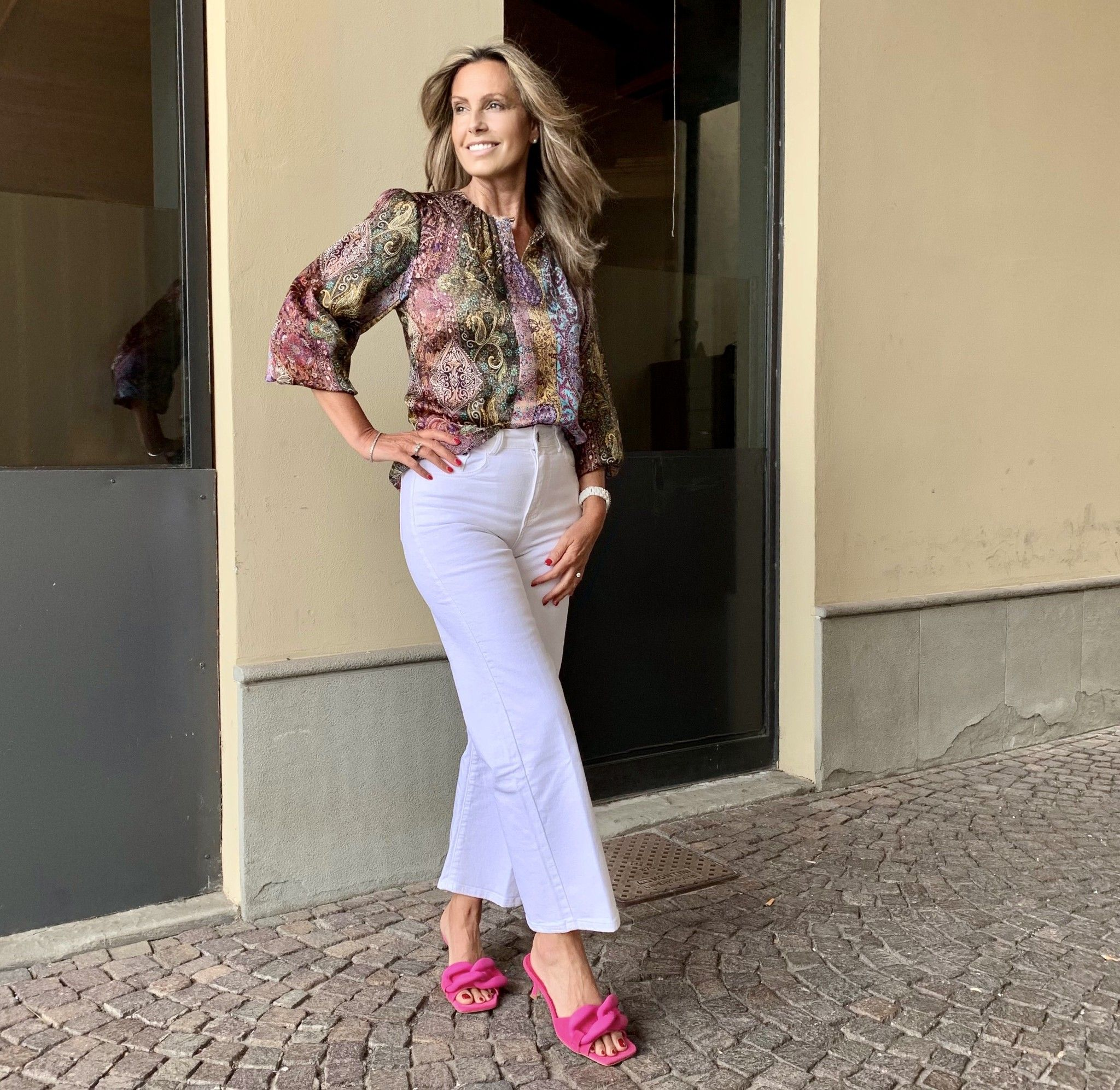Jeans bianco MARTINELLY