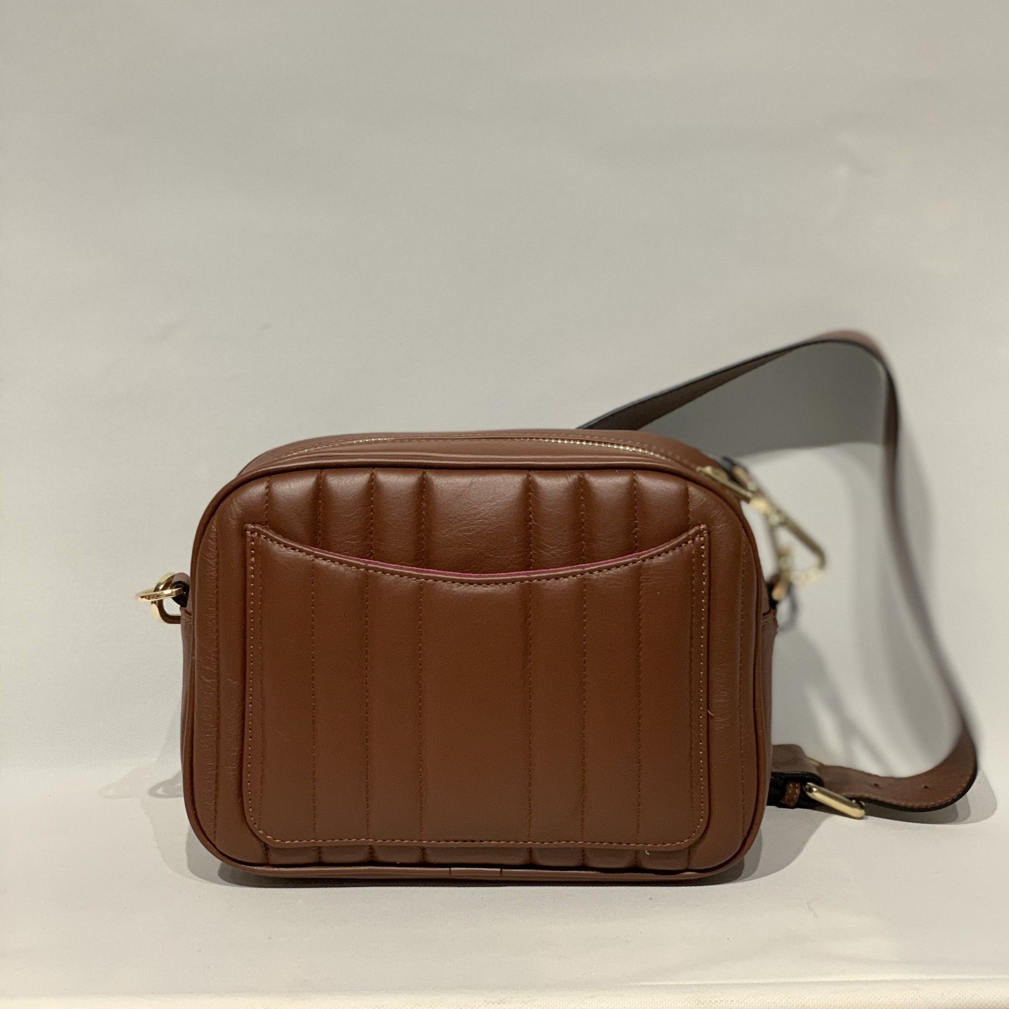 Borsa Cloe winter AVENUE67 cioccolato