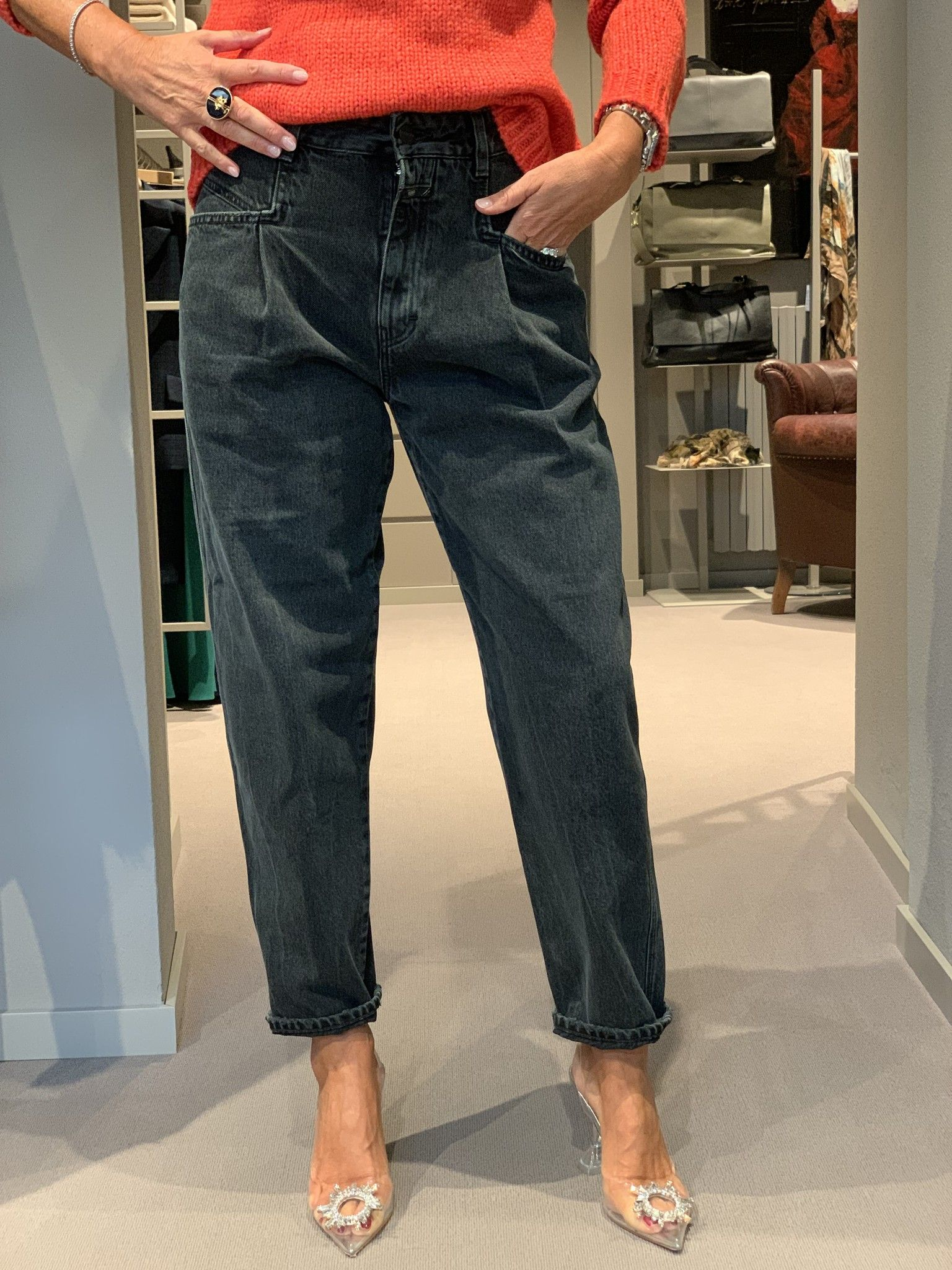 Jeans CLOSED neri