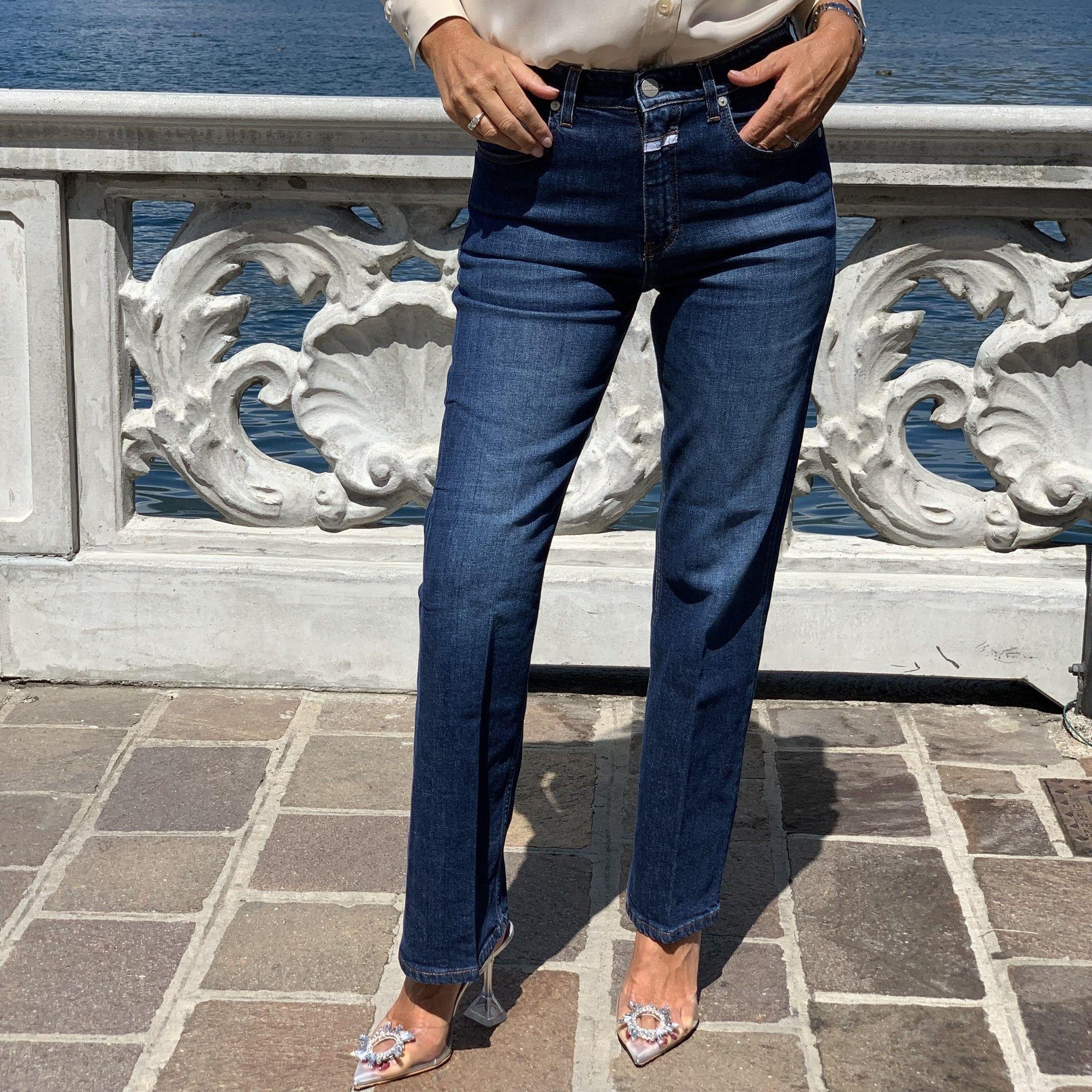 Jeans CLOSED trombetta
