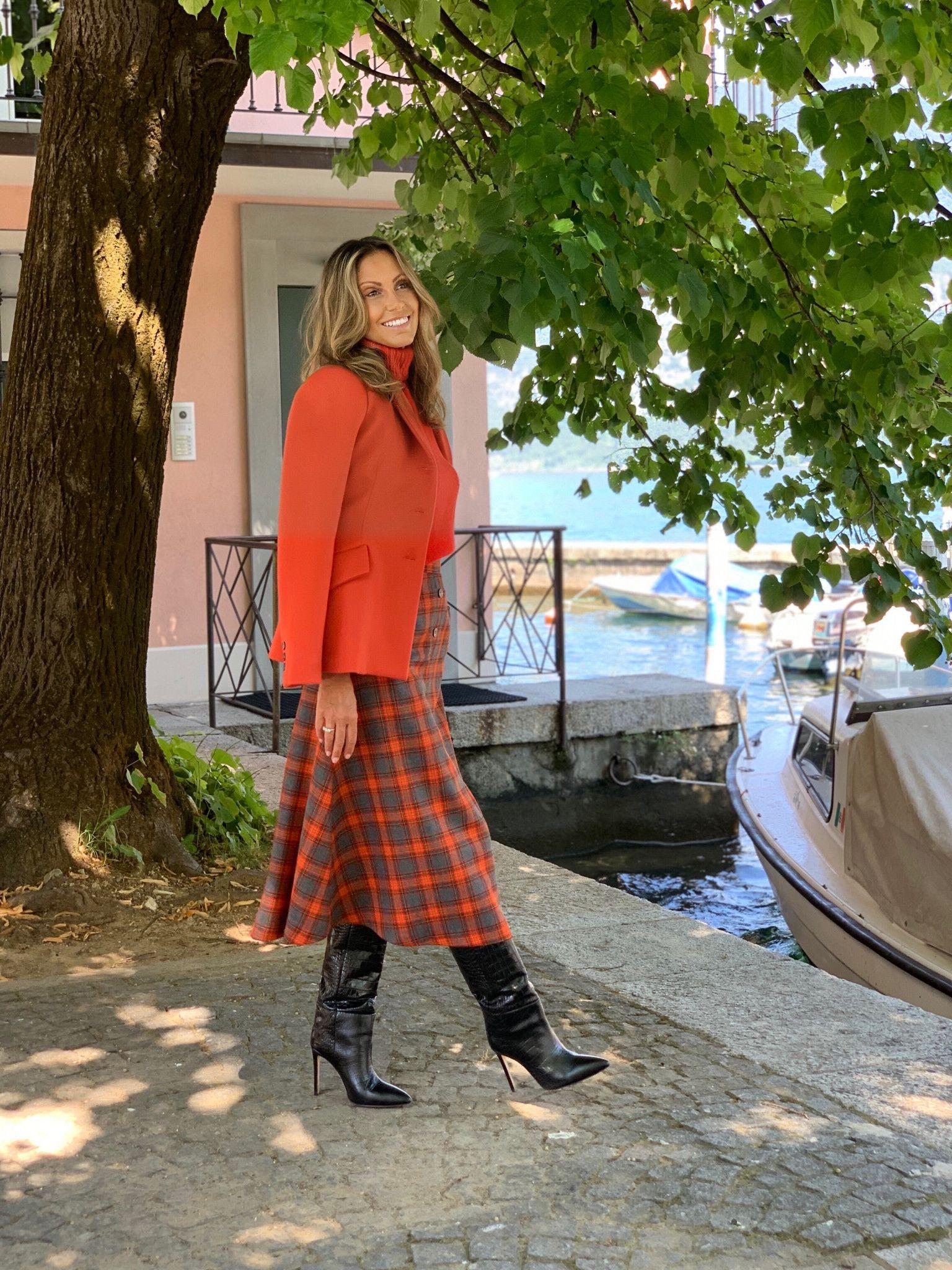 Giacca Dior MARTINELLY arancio