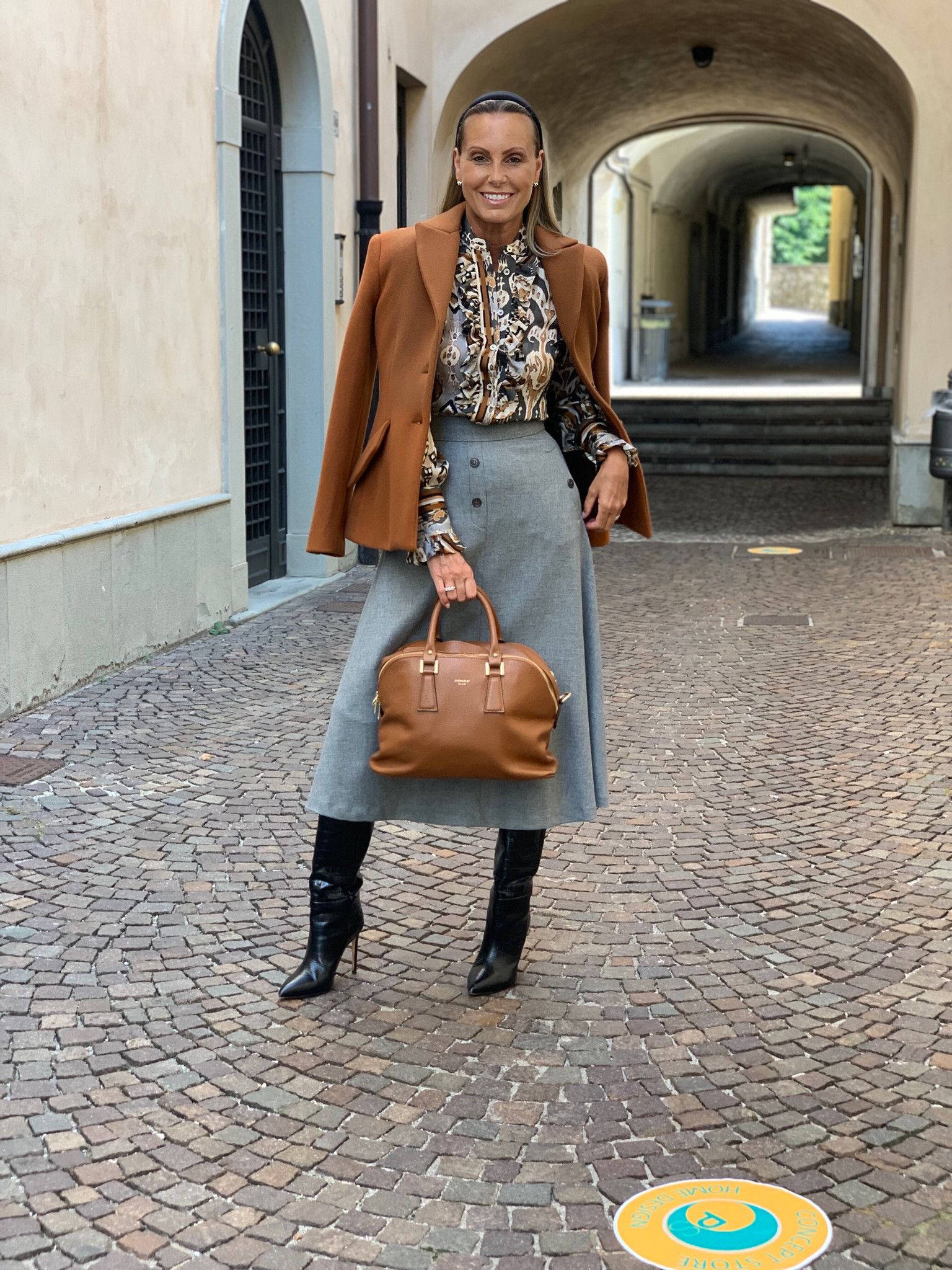 Giacca Dior MARTINELLY marrone