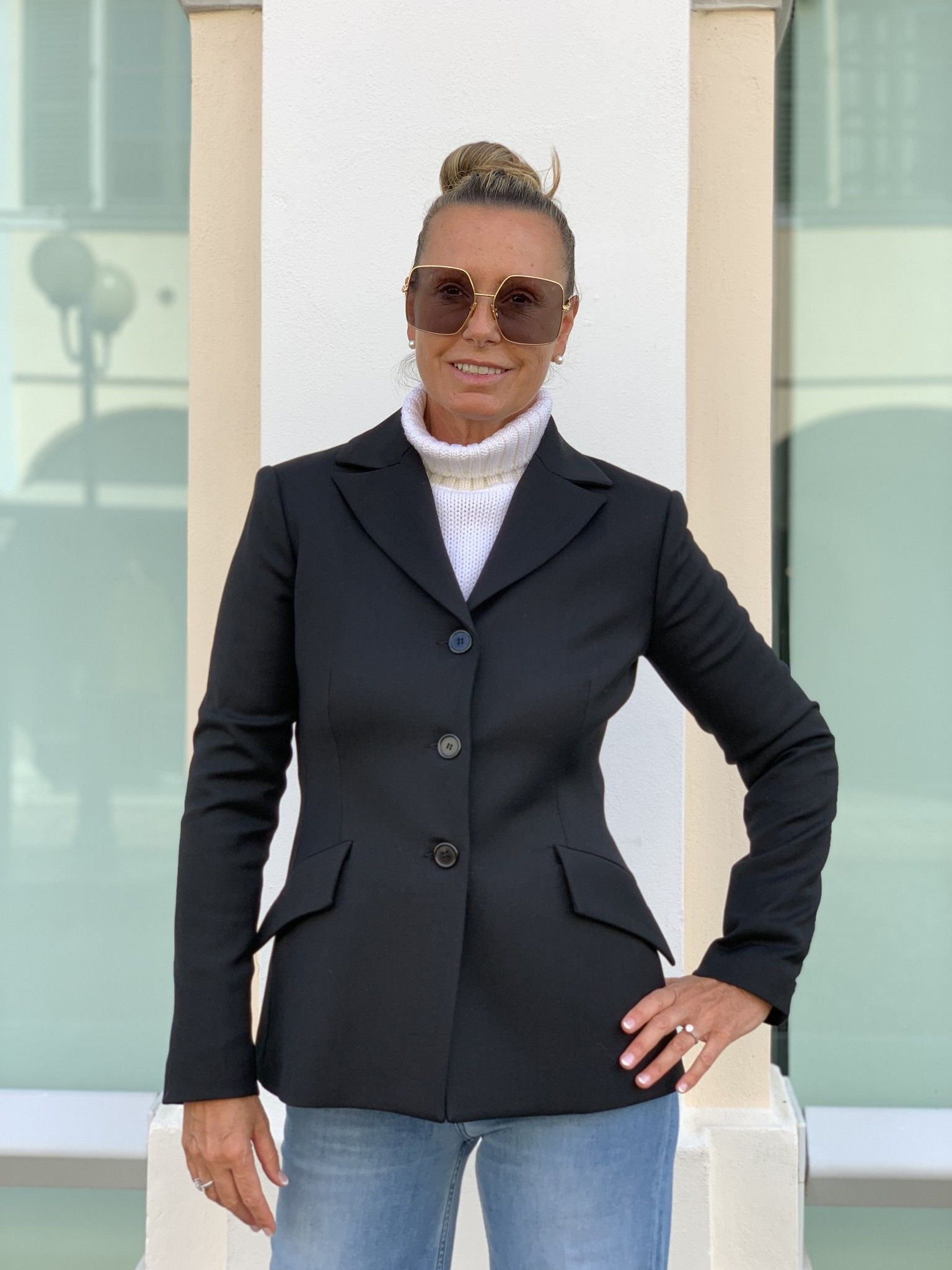 Giacca Dior nera MARTINELLY