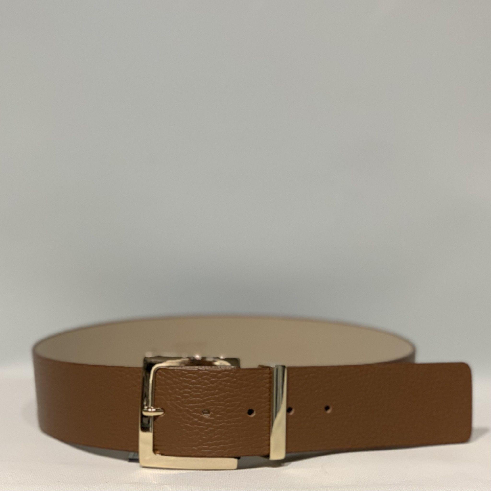 Cintura pelle  cuoio PELLETTERIA G4