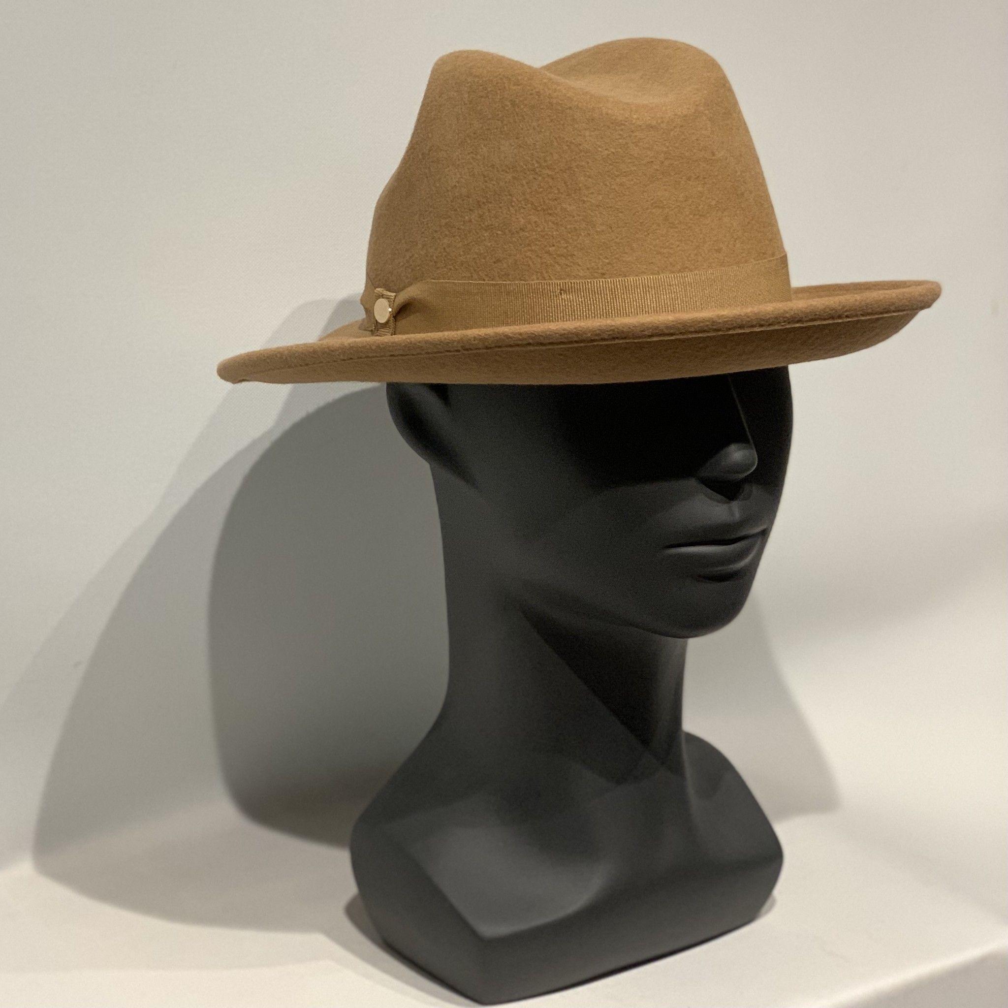 Cappello cammello MANZONI CAPPELLI