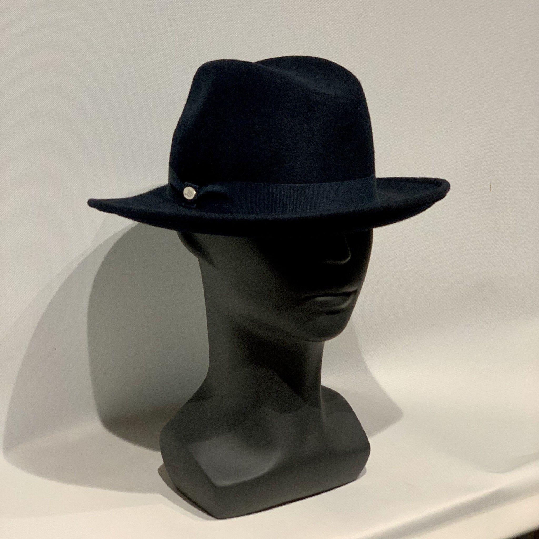 Cappello blu MANZONI CAPPELLI