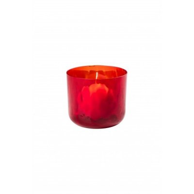 VENINI NIGHT IN VENICE CANDLE ROSSO 100.85