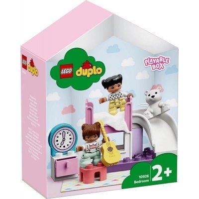 LEGO 10926 CAMERA DA LETTO DUPLO