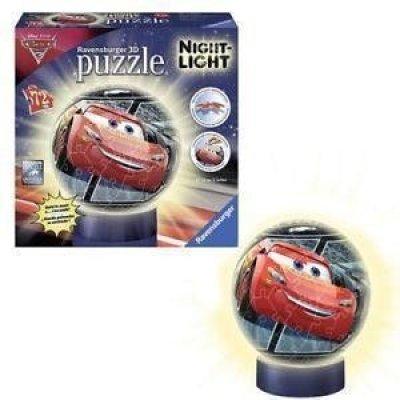 Ravensburger 11820 Puzzle 3D Lampada Notturna Cars POS200027