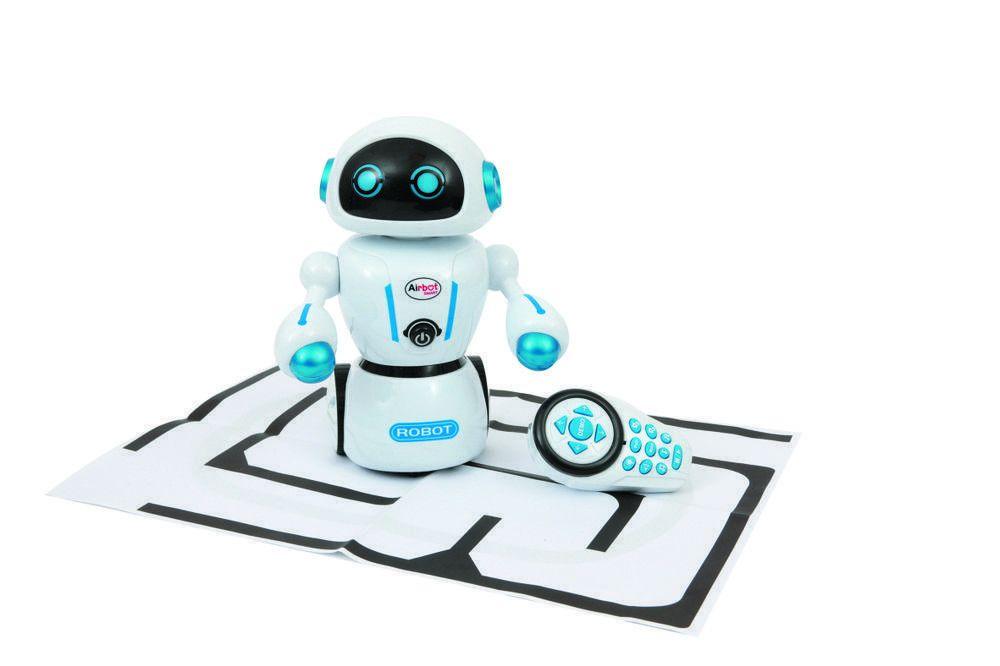 ROBOT SMART RADIOCOMANDO PROGRAMMABILE GGI190020 PREZZO PAZZO