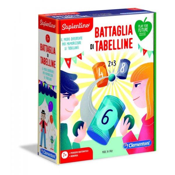 LA BATTAGLIA DELLE TABELLINE CLEMENTONI 16245