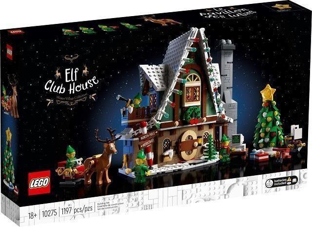 LEGO 10275 CREATOR CASA DEGLI ELFI