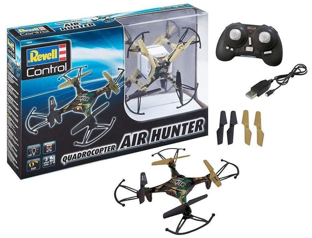DRONE RC AIR HUNTER REVELL 23860