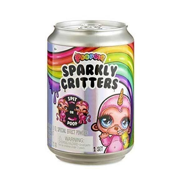 POOPSIE SPARKLY CRITTERS PPE09000 LATTINA