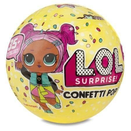LOL SURPRISE CONFETTI POP NEW 2019