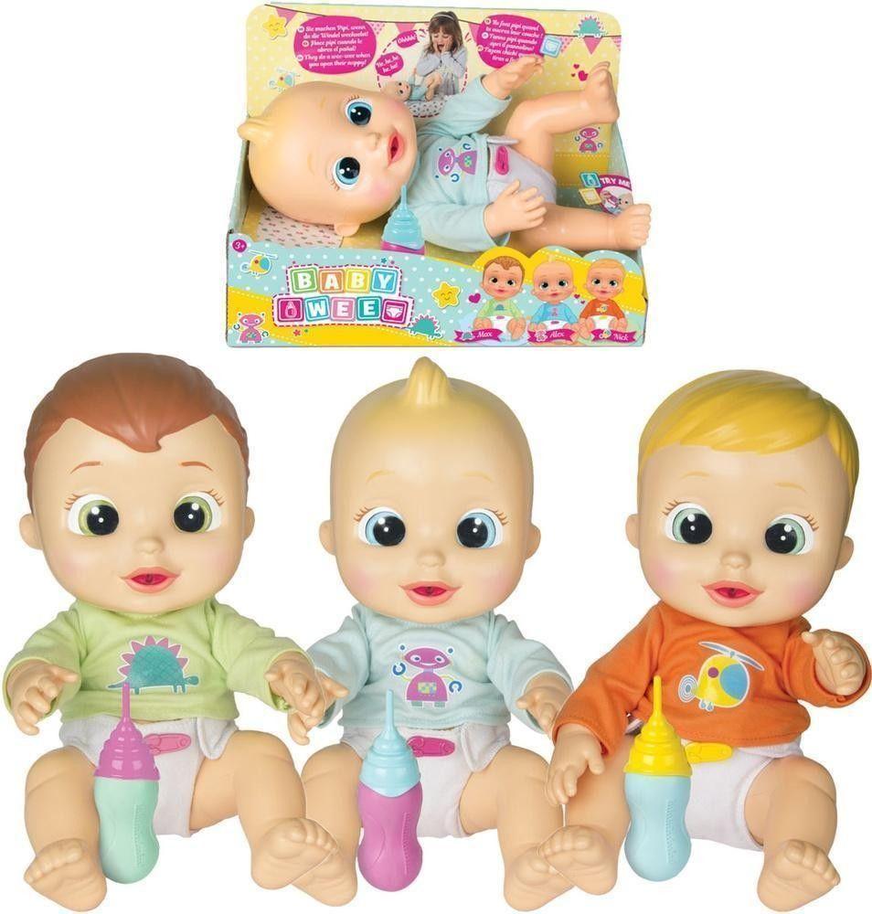 BABY WEE BEBE' INTERATTIVO ASSORTITI 96721 IMC