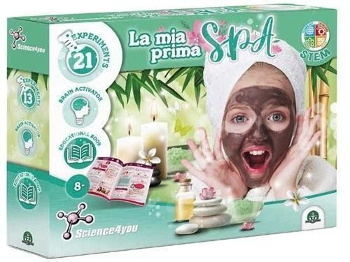 SCIENCE4YOU LA MIA PRIMA SPA CEN04000