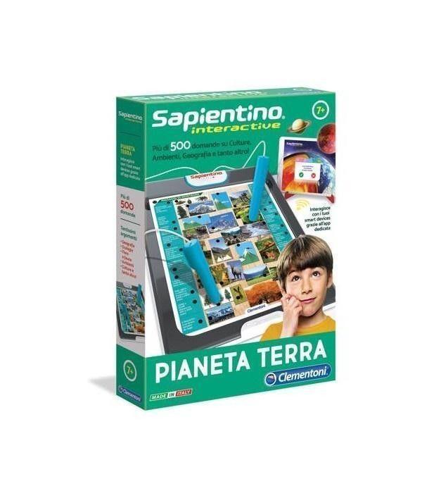 SAPIENTINO INTERACTIVE PIANETA TERRA 16076