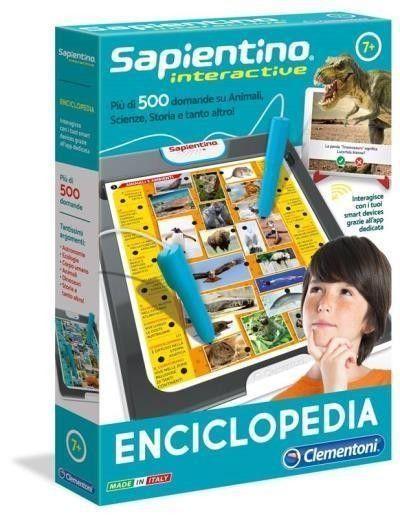 SAPIENTINO INTERACTIVE ENCICLOPEDIA 11999