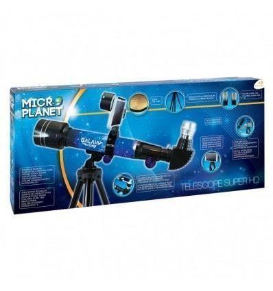 Micro Planet Telescopio HD Funzione Smartphone
