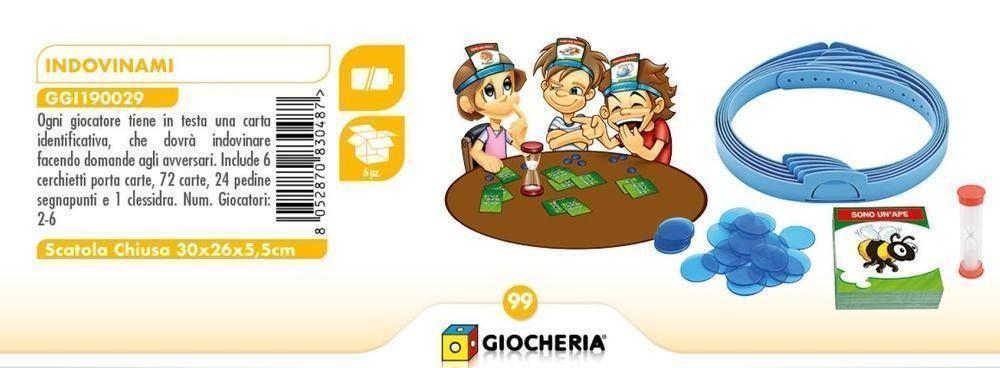 GIOCA e RIGIOCA - IndovinaMI GGI190029