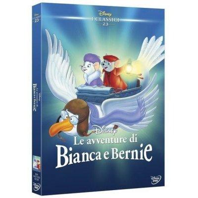DVD AVVENTURE DI BIANCA E BERNIE