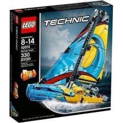 Lego 42074 Technic Yacht da Gara