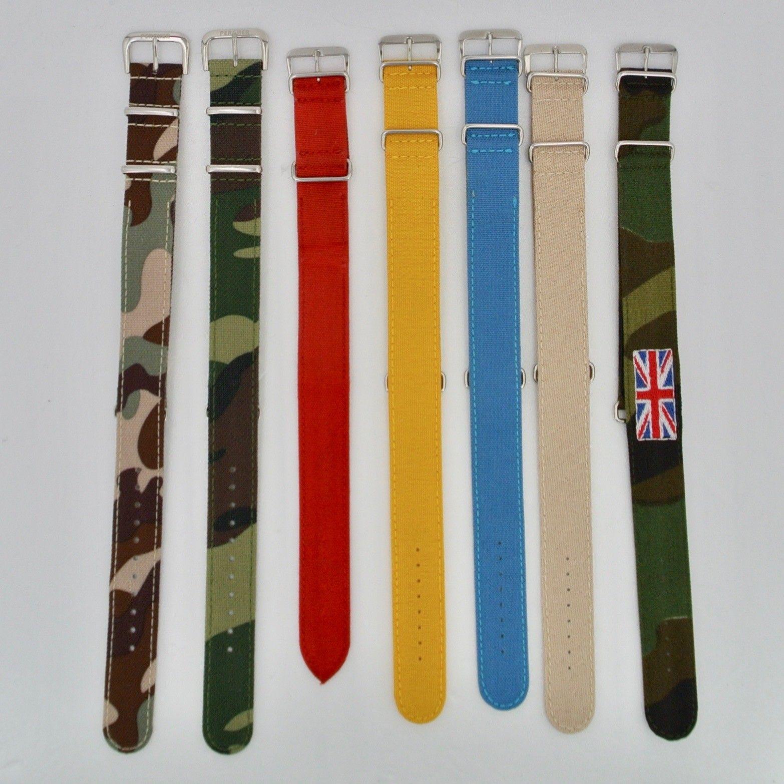 Cinturino tipo NATO 20 mm