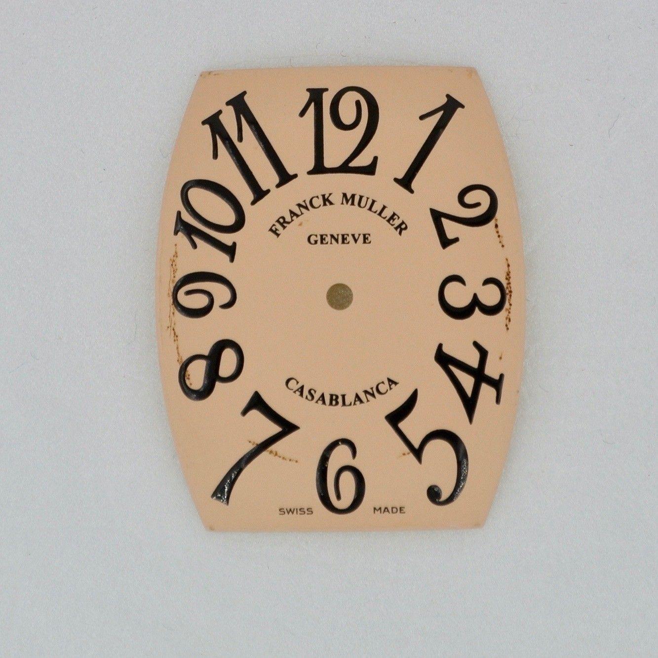 Quadrante Franck Muller Casablanca 6850