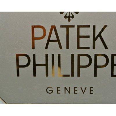 PATEK  PHILIPPE targa display piccola