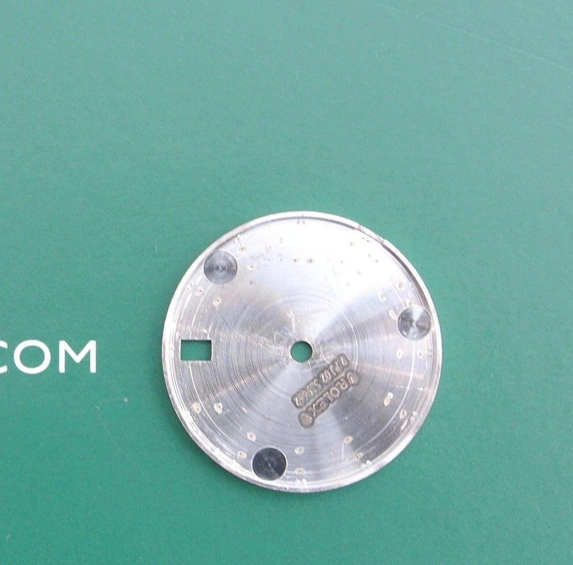 Rolex datejust argentee romani 31 mm 178273-178240 Originale