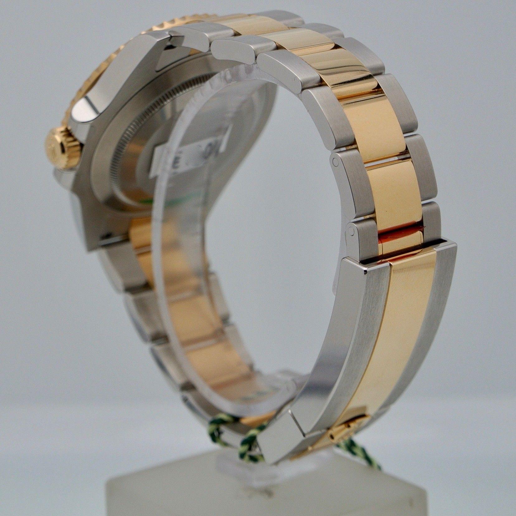 Rolex Submariner Date 41 steel/gold black dial