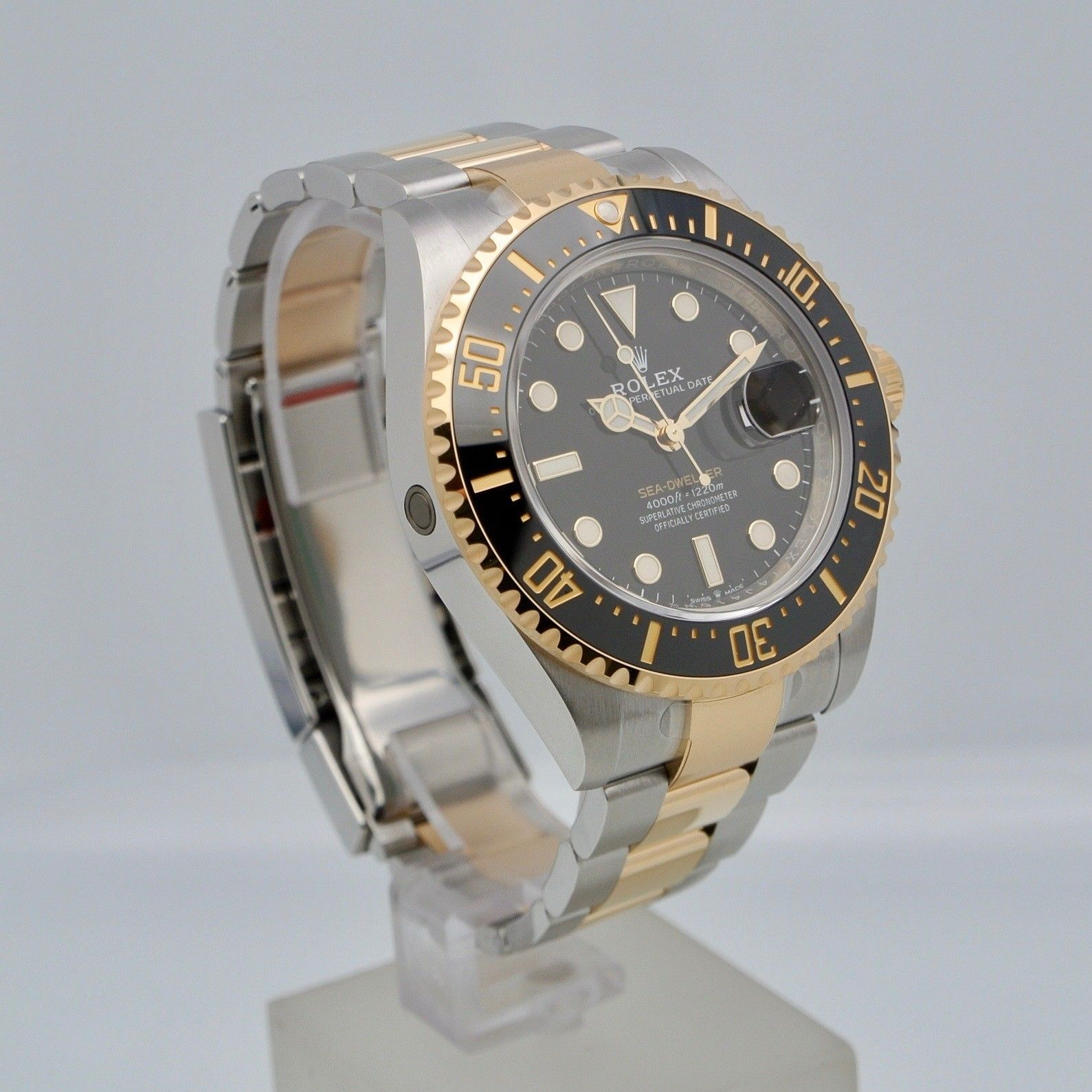 Rolex Sea-Dweller steel/gold