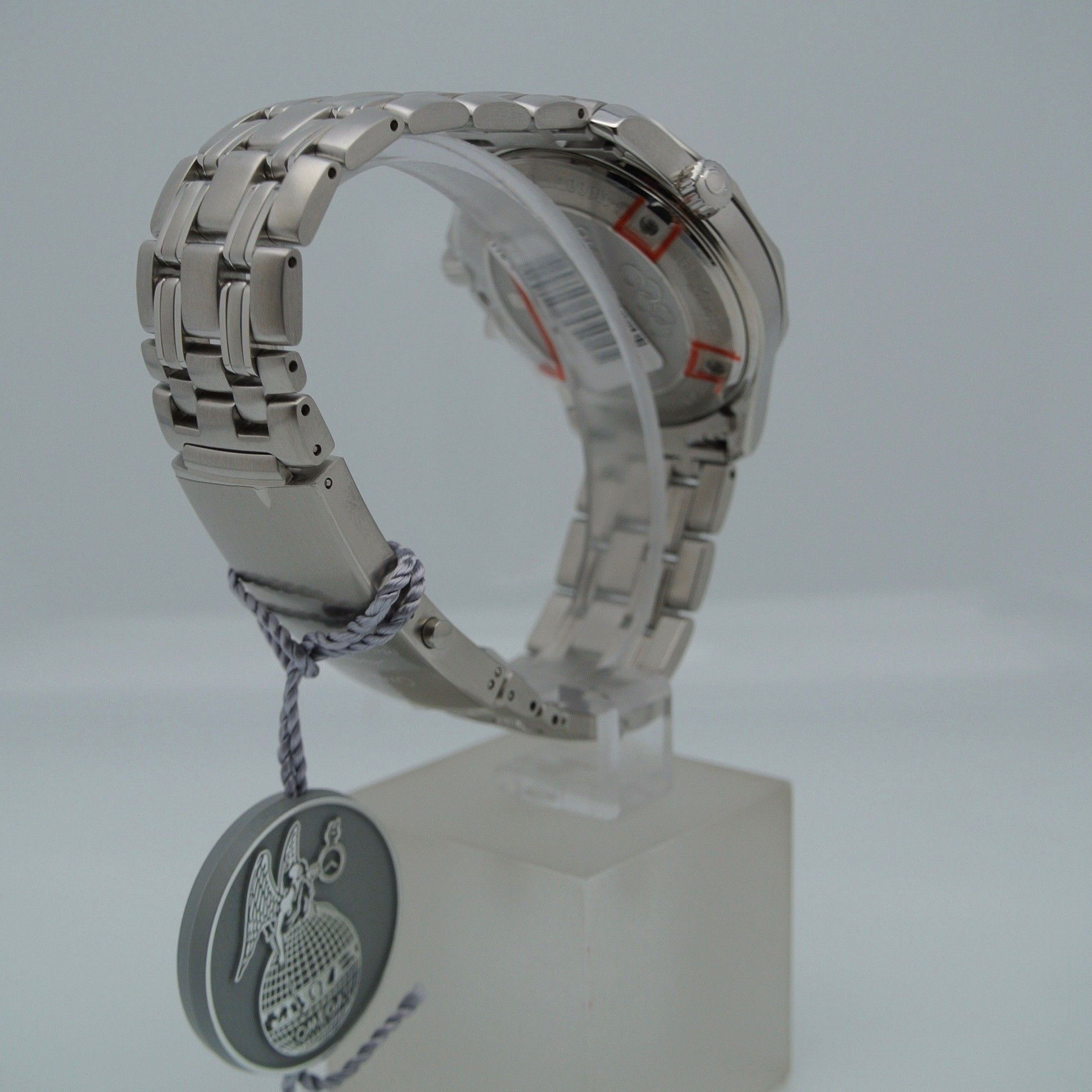 Omega Seamaster Diver Limited Edition Olympic Games Vancouver 2010