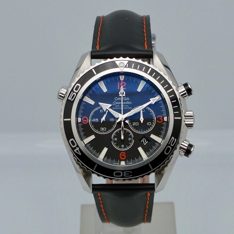 Omega Seamaster Co-axial Planet Ocean Chronograph NOS
