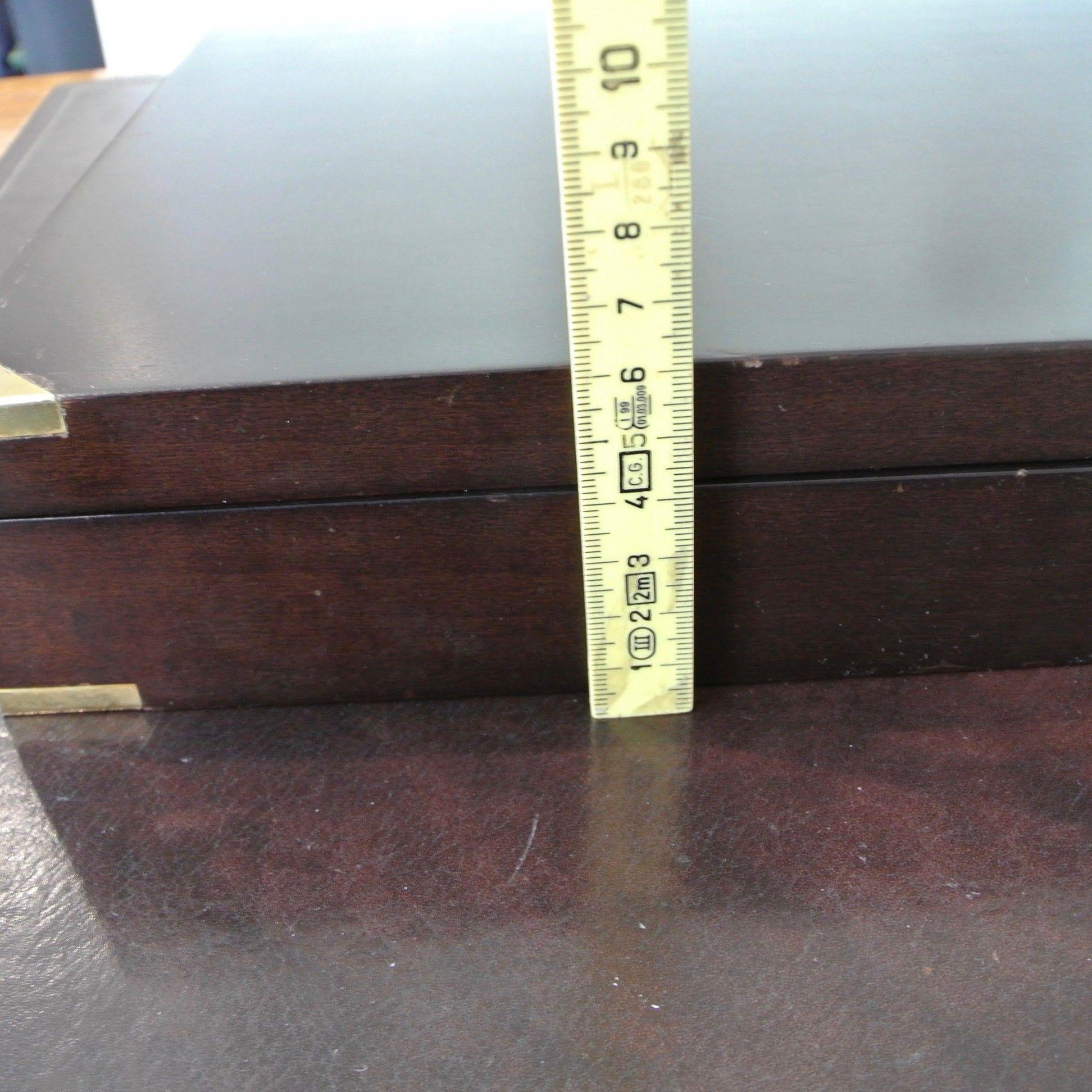 IWC cofanetto porta orologi in legno