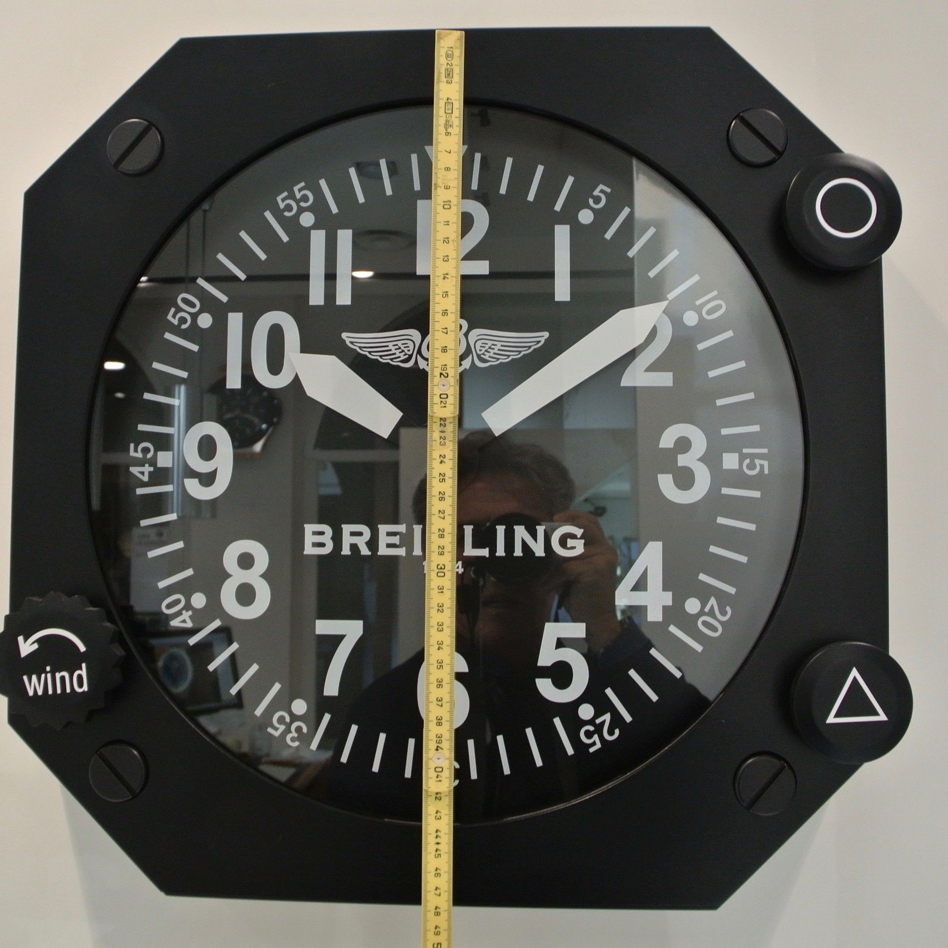 Breitling Wall Clock Original
