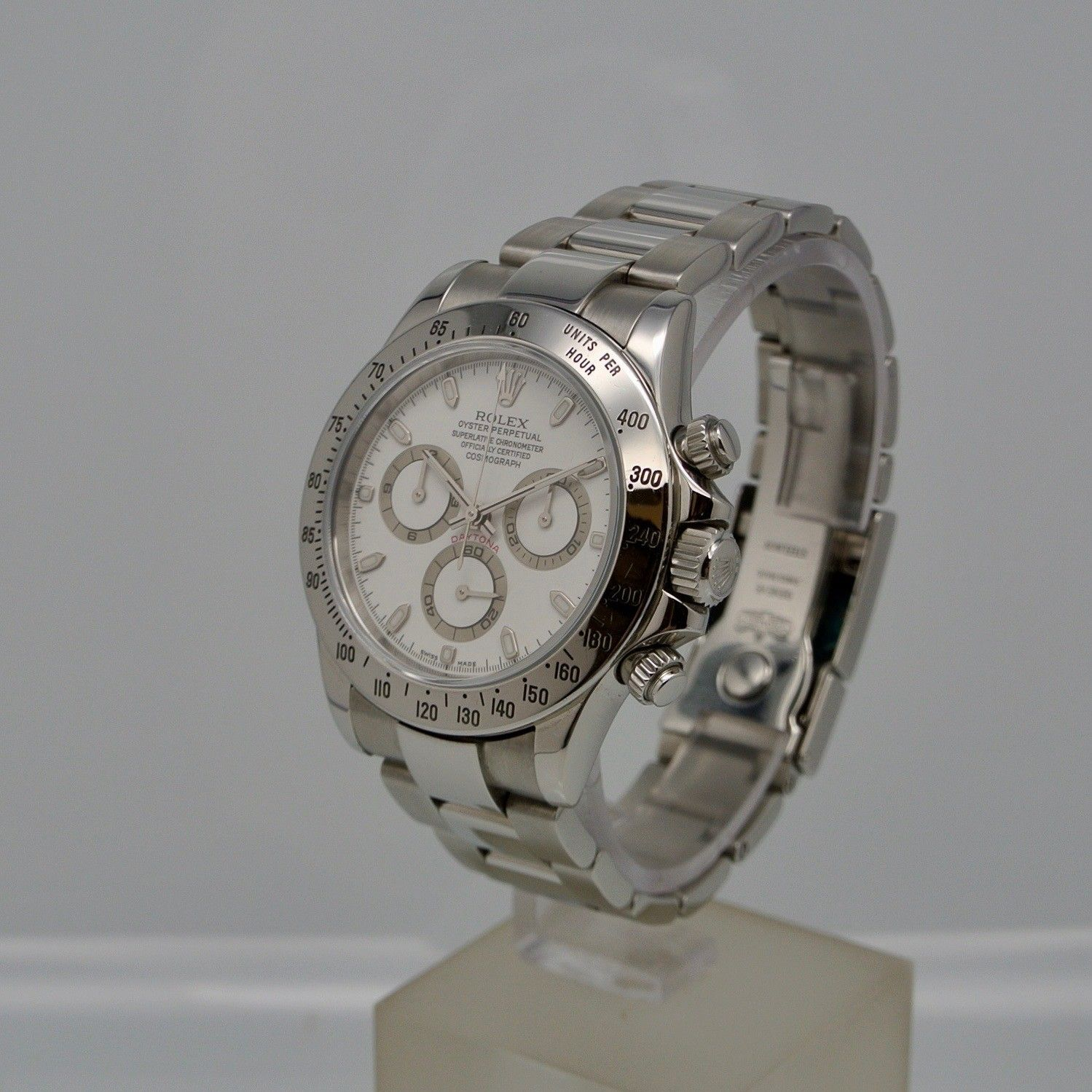 Rolex Daytona Cream Dial seriale K