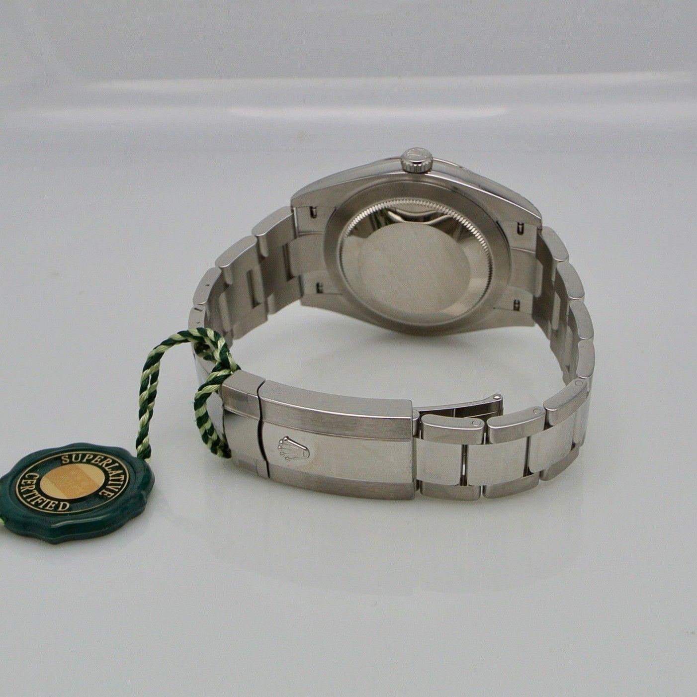Rolex Datejust II WIMBLEDON