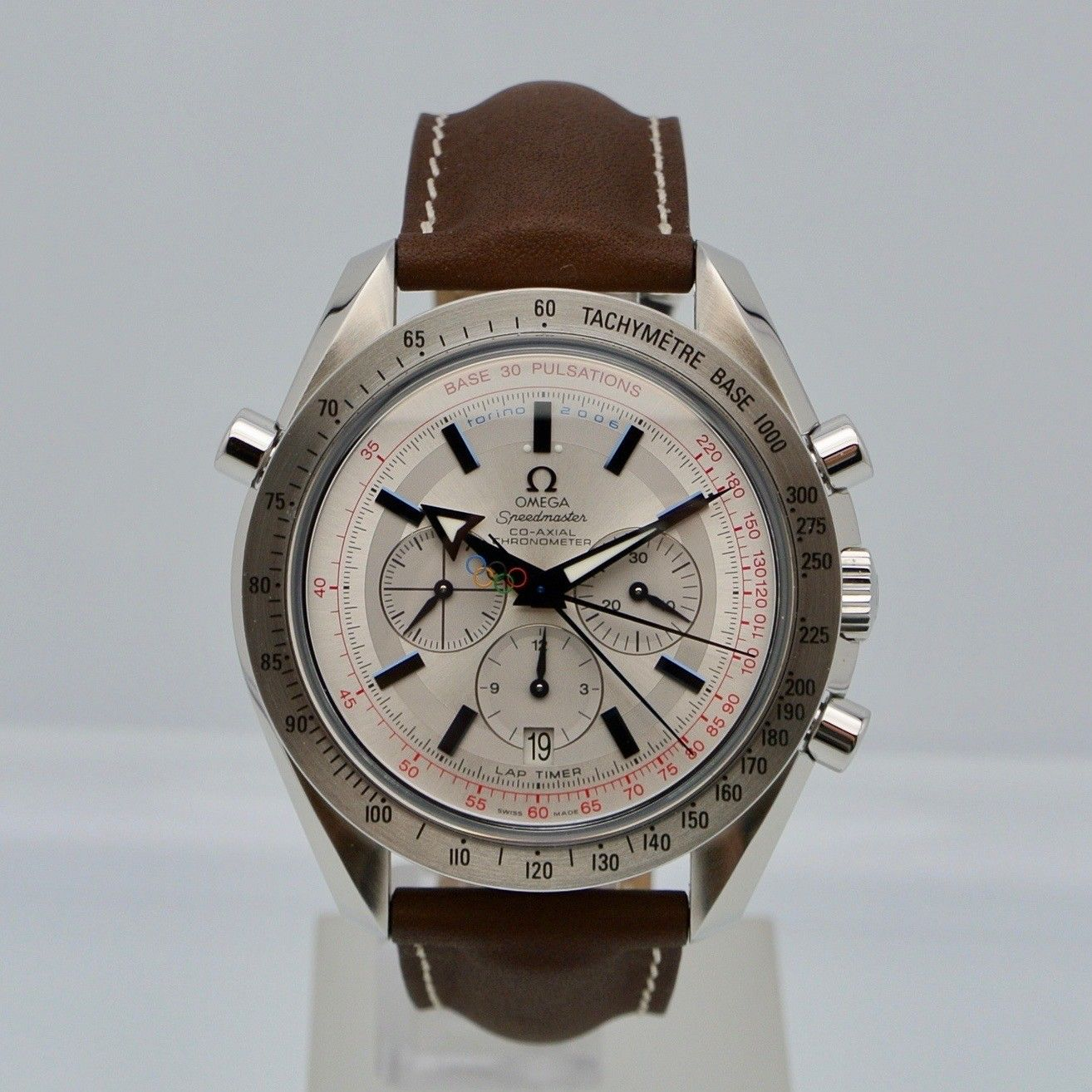 Omega Seedmaster CO-AXIAL Split Second LIMITED EDITION 26 pz Olimpic Games Torino